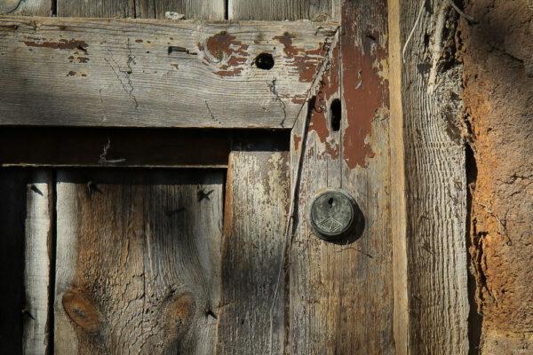 Lock Detail, Door, Brandon Steep