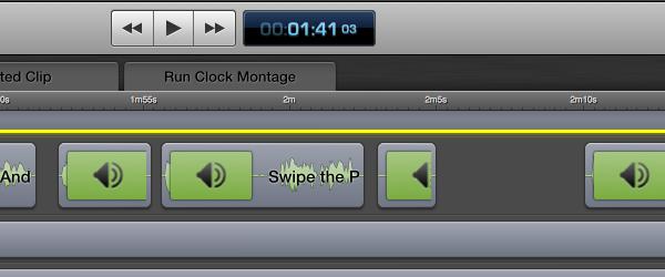 Audio Overdub
