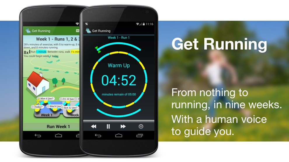 Get Running for Android