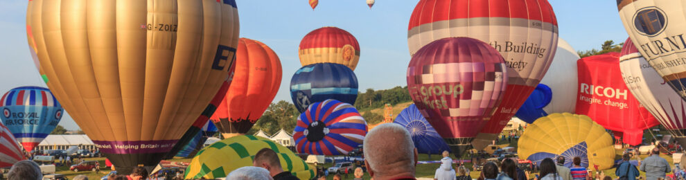 The Balloon Fiesta Is My Christmas