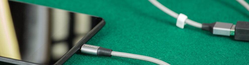 Review Corner: Omaker Reversible Micro USB Cable
