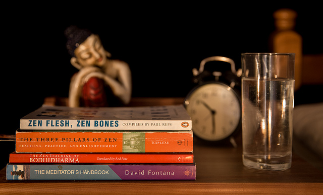 Nightstand Buddhist