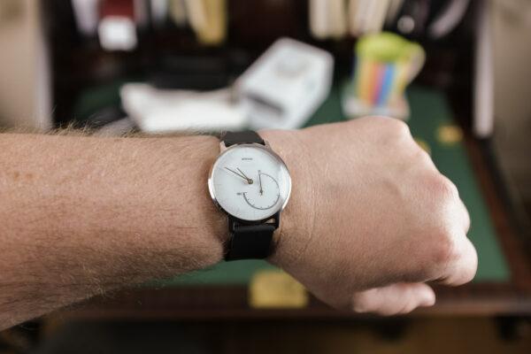 Activité Steel on the Wrist