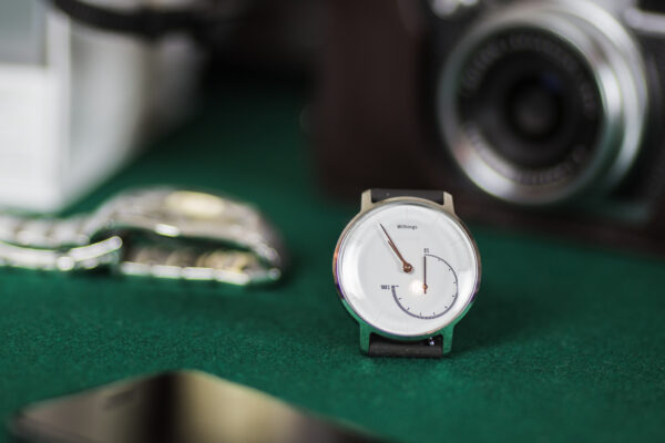 Movement dial