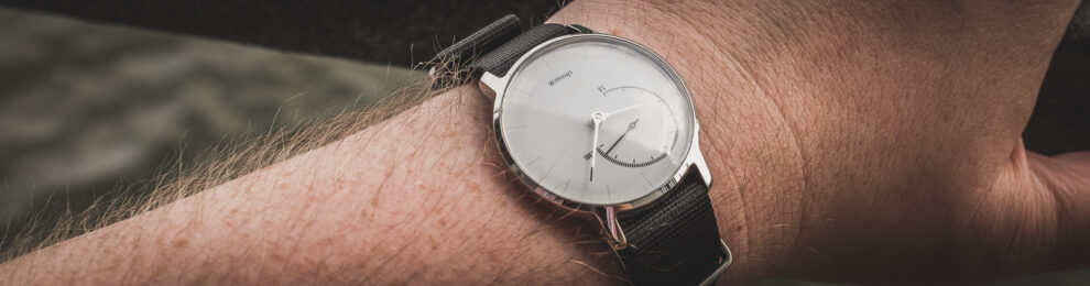 Review Corner: Withings Activité Steel