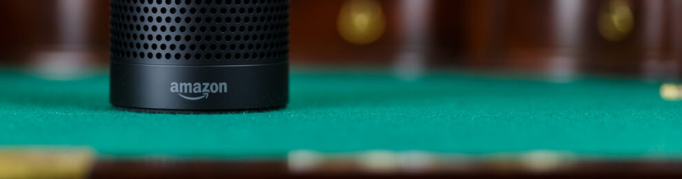 First Impressions of the UK Amazon Echo