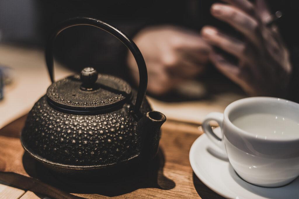Teapot, Mokoko, Bristol