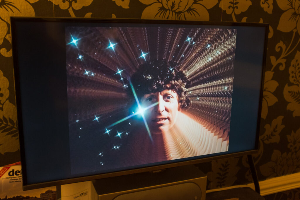 Tom Baker Doctor Who Titles