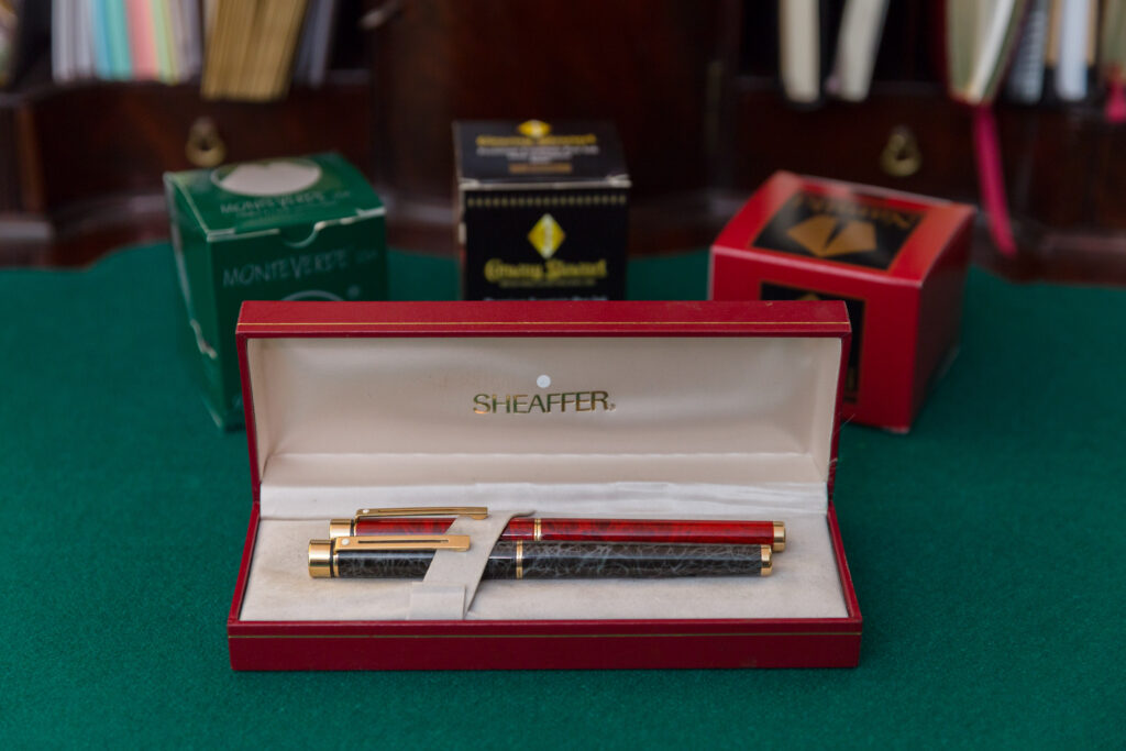 Sheaffer Targa pens