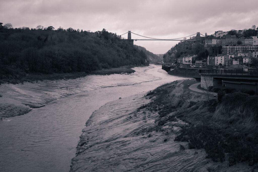 River Avon and Clifton Suspension Bridge