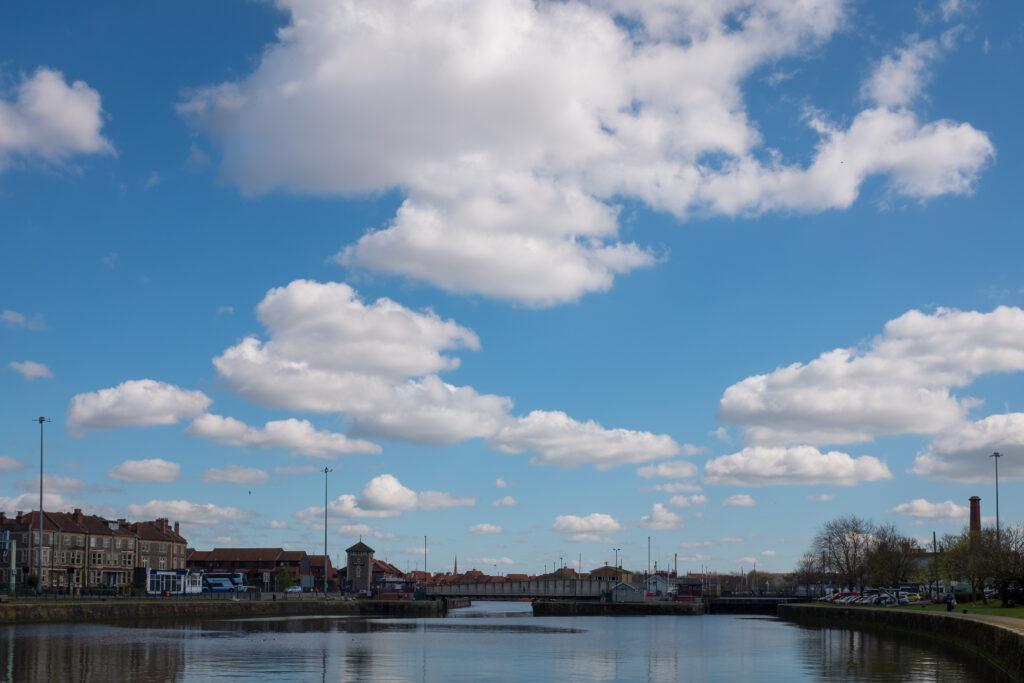 Cumberland Basin Clouds