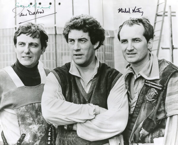 Avon, Blake and Vila