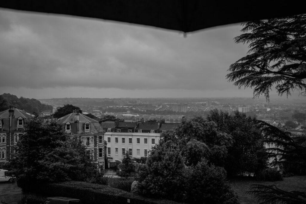 Rainy Bristol