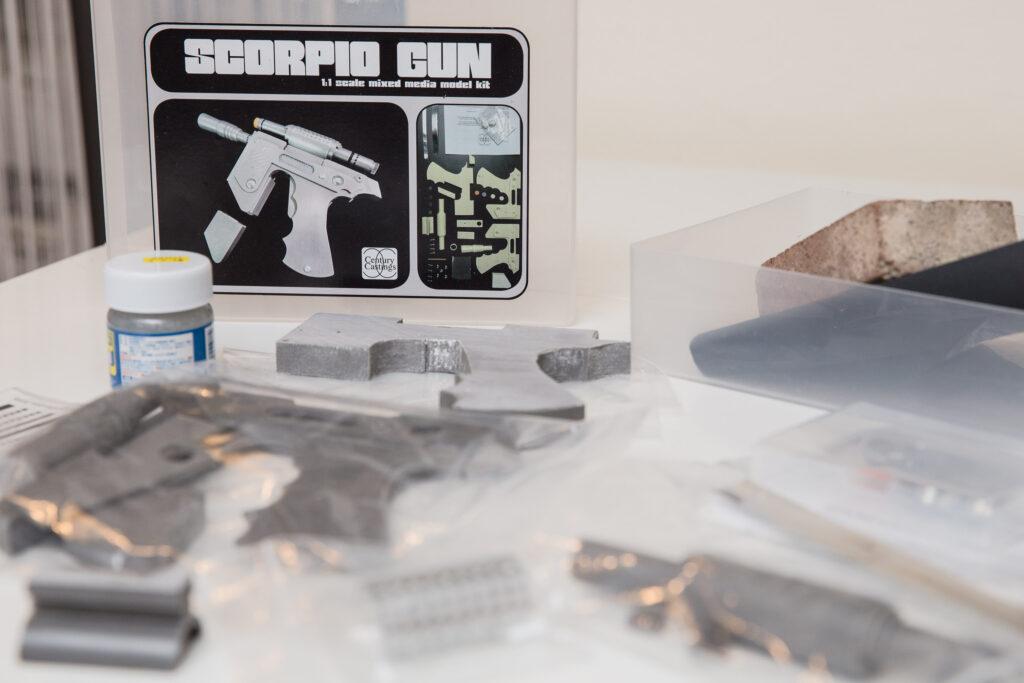 Scorpio gun kit