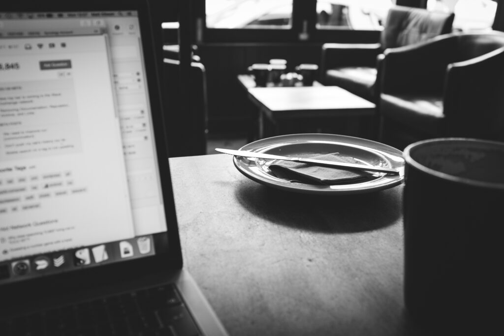 Waiting in Coffee #1