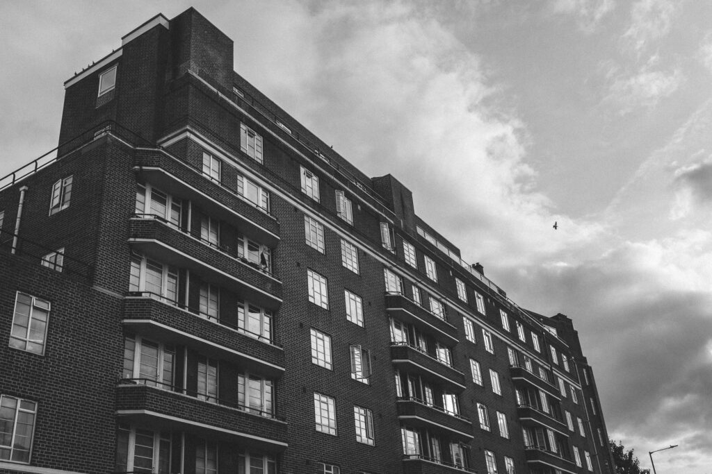 Queens Road flats