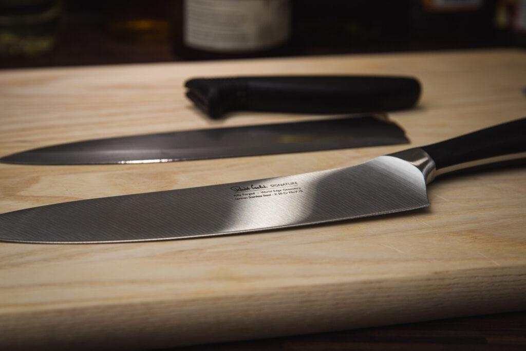 Robert Welch chef's knife